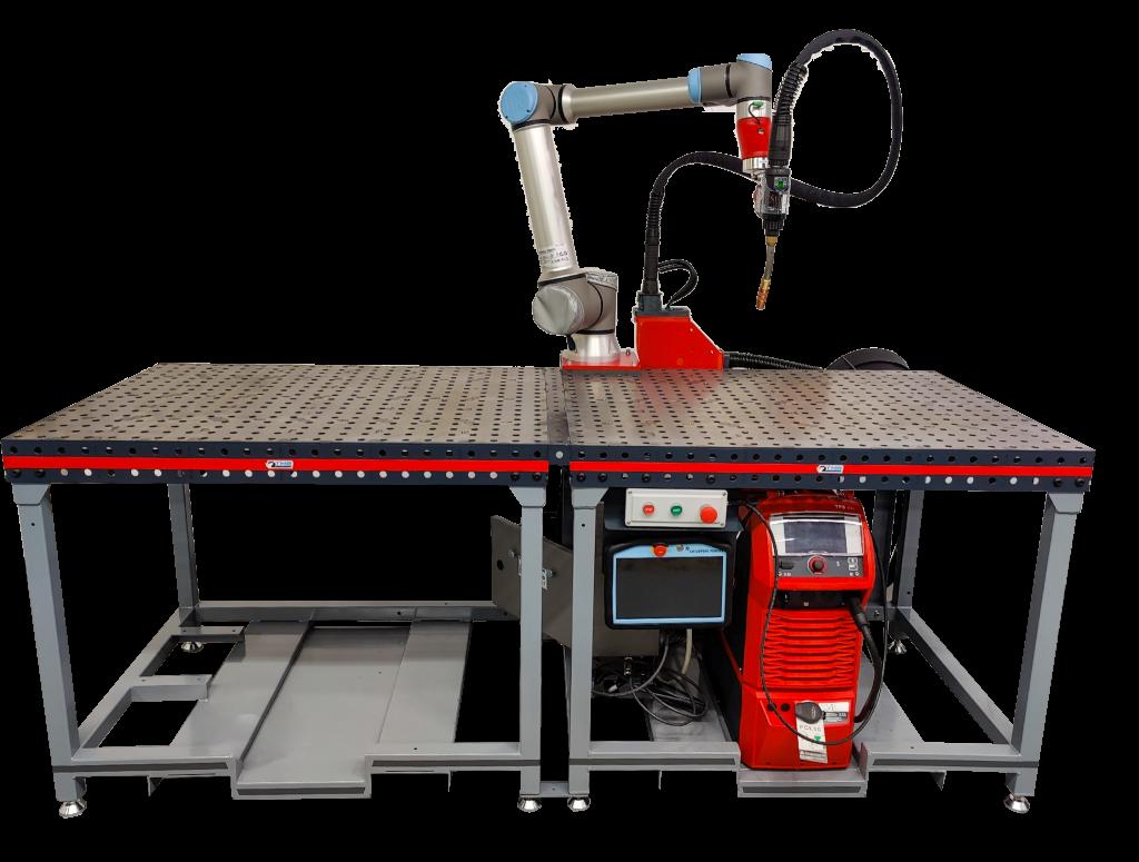 fronius universal robot duel table kit